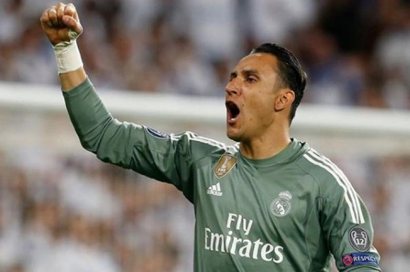 El conmovedor gesto de Keylor Navas con hincha del Real Madrid