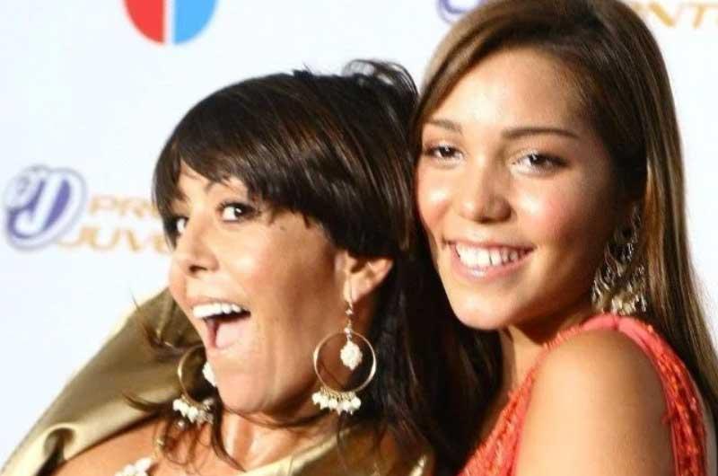 Alejandra Guzmán sale o no con el ex de su hija; ya hay imágenes juntos