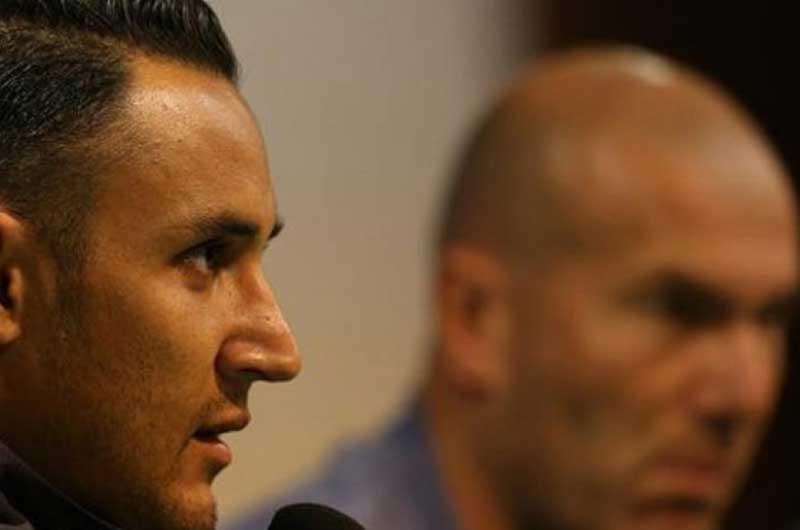 ¿Habrá despedida a Keylor en Real Madrid? Esto fue lo que respondió Zinedine Zidane