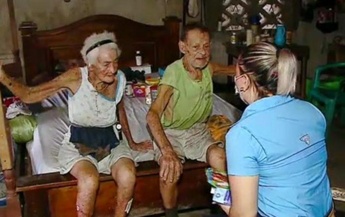 Conapam se compromete a valorar el caso del matrimonio de adultos mayores en Puntarenas
