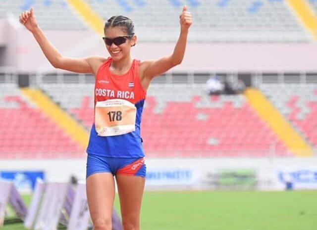Noelia Vargas clasifica a los Juegos Olímpicos Tokio 2020